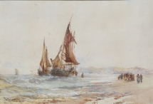 Return of the Fishing Fleet