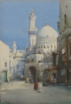 A Mosque at Algiers
