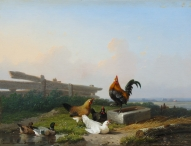 Poultry in Landscapes