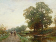 The Close of Day, near Droitwich