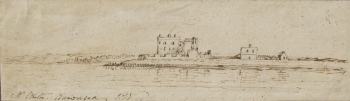 Brownsea Castle, Dorset, James Ward