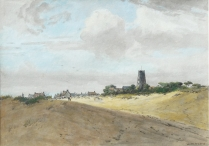 'The Village in the Sand', Happisburgh, Norfolk