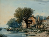 A House on the Thames