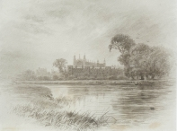 Eton from the River