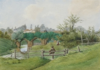Views of Caundleford Bridge, Dorset