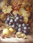 Grapes & Greengages