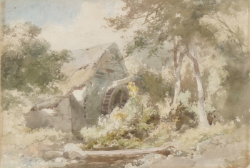 Watermill, Paul Jacob Naftel