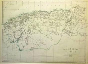 Algeria and Tunis