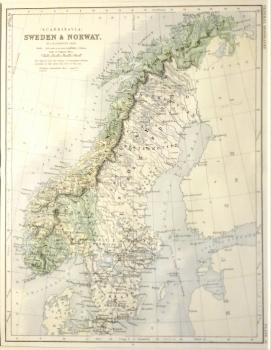 Sweden & Norway (Scandinavia)