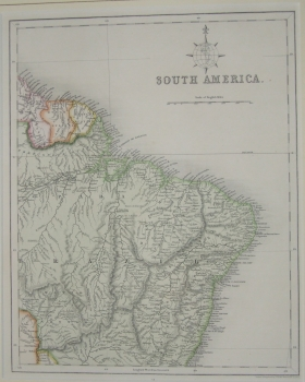South America, North East Brazil