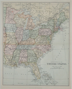 United States, Eastern Division by William Mackenzie