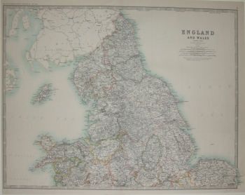 England & Wales, Northern Sheet
