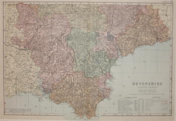 South Sheet reduced from the Ordnance Survey