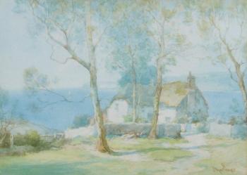 Cottage on the Coast, Lewis Mortimer