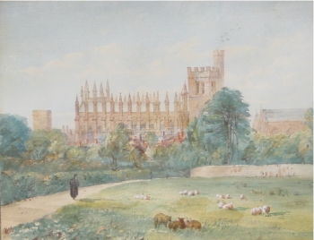 New College Oxford, English School