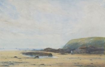 View on the Coast, Albert Pollitt