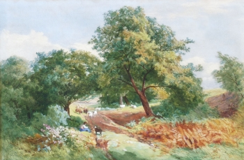 Winterbourne, Hampshire, James Jackson Curnock