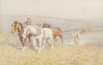 Tilling the Uplands, Joseph Harold Swanwick