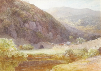 Grange in Borrowdale, Ernest Albert Chadwick
