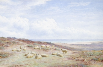 From Above Charmouth, Dorset, Frederick Williamson