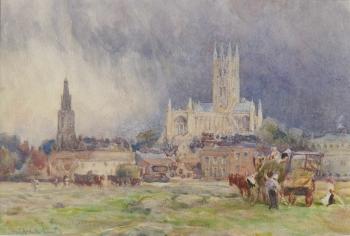 Gloucester, Frederick William Newton Whitehead