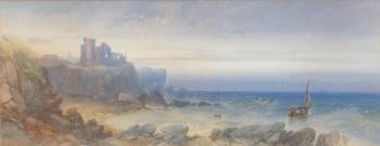 Tynemouth Priory, James Burrell Smith