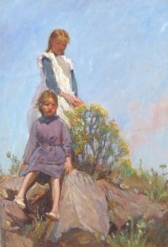 Dorothea, Cornwall, Harold Harvey