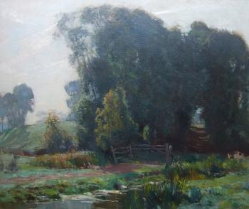 The Woodland Gateway, Harry Mitton Wilson