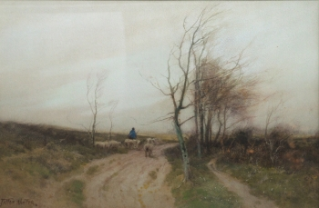 A Surrey Heathland, William Tatton Winter