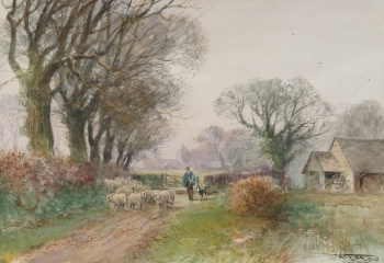 Near Dorking, Henry Charles Fox