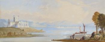 Ross Castle, Lake Killarney, Aston Bragg