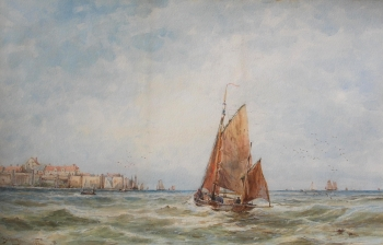 Belgium, Charles Allbon