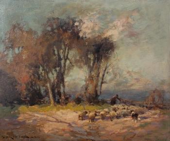 The Shepherd , William Bradley Lamond