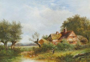 The Farmstead, Joseph Thors