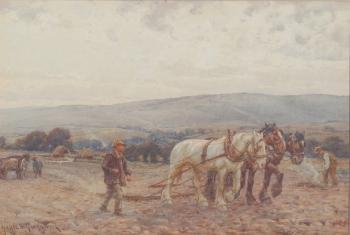 A Little Farm, Well Tilled, Joseph Harold Swanwick