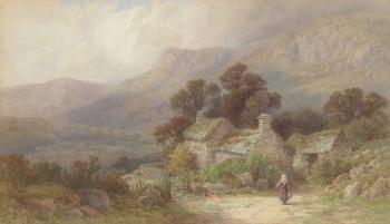 Nr Trefriew, North Wales, Samuel Henry Baker
