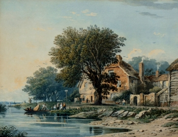 A House on the Thames, John Varley