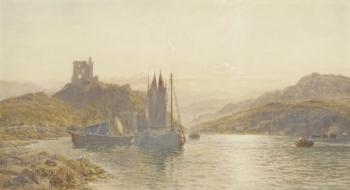 Ilfracombe Harbour, Devon, John  Mogford