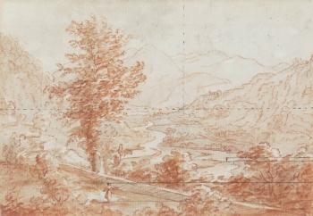 Landscape View, Pieter de  Molyn