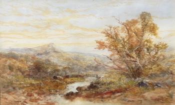 Brent Tor, Dartmoor, William Widgery
