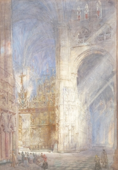 Toledo Cathedral, Henry Charles Brewer