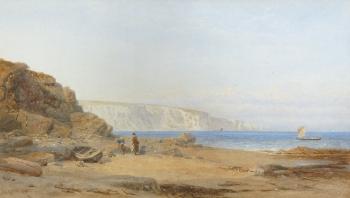 At Swanage, Dorset, Henry George Hine