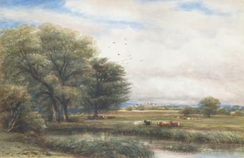 Near Peterborough, James Orrock