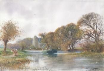 Shillingford-on-Thames , Henry Charles Fox