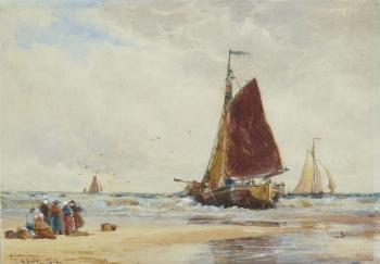 Scheveningen, Thomas Bush Hardy
