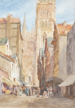 Rouen , Richard Henry Wright