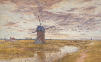 The Marsh Mill, Augustus Walford Weedon