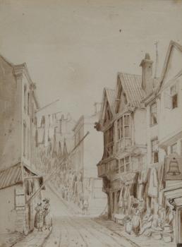 Pithay, Bristol, William James Muller