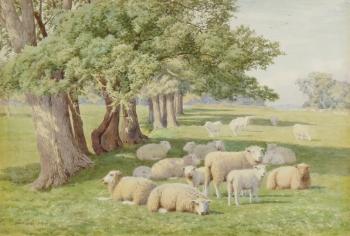 Near Hearne, Kent, William Sidney Cooper