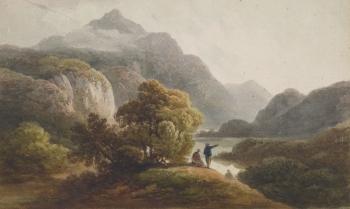 Loch Katrine, Francis  Nicholson